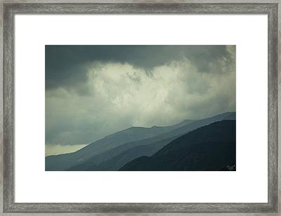 Mala Fatra Framed Print