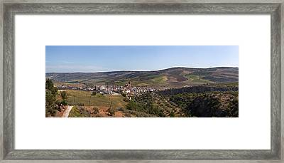 Malaga Province, Andalucia, Spain Framed Print by Panoramic Images