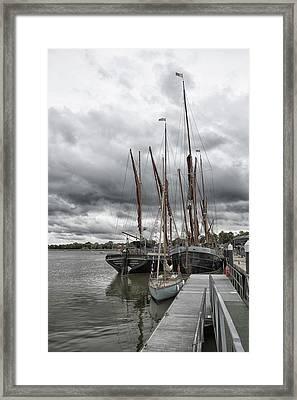 Maldon Essex Framed Print