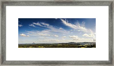 Maleny Hinterland Framed Print by Jorgo Photography - Wall Art Gallery