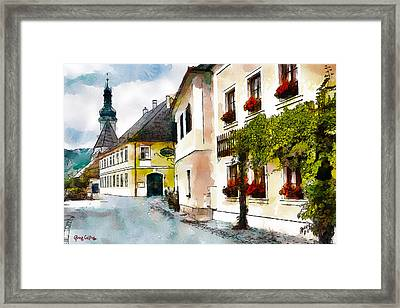 Malerische Framed Print