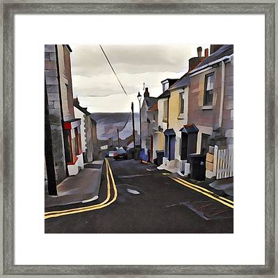 Mallams Framed Print