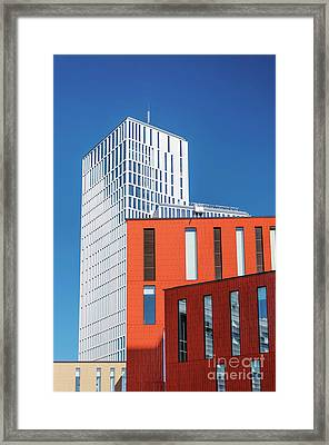 Malmo Live Building Framed Print