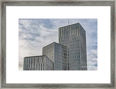 Malmo Live Building Blocks Framed Print