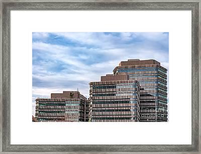 Malmo Niagara University Framed Print by Antony McAulay