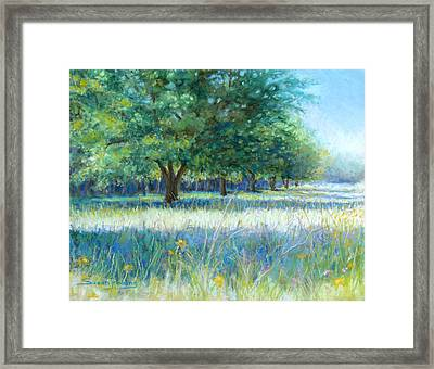Mama's Day Framed Print by Susan Jenkins