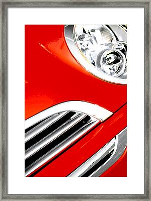 Man Toy 1 Framed Print by Linda  Parker