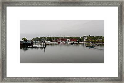 Manchester By The Sea Massachusetts Framed Print