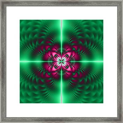 Mandala 7 Framed Print by Sfinga Sfinga