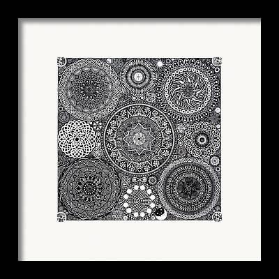 Celtic Art Framed Prints