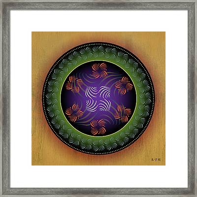 Mandala No. 23 Framed Print