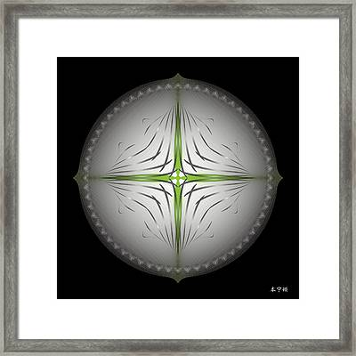Mandala No. 44 Framed Print