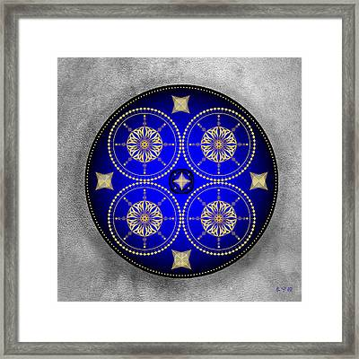 Mandala No. 59 Framed Print