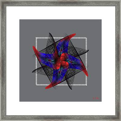 Mandala No. 81 Framed Print