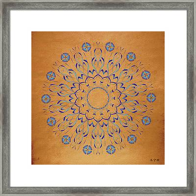Mandala No. 93 Framed Print
