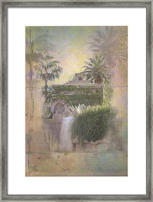 Mandalay Bay Framed Print