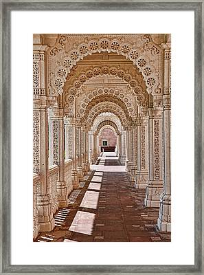 Mandir # 5 Framed Print