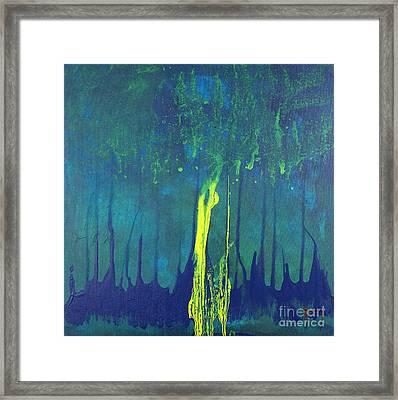 Mangrove Mood Framed Print