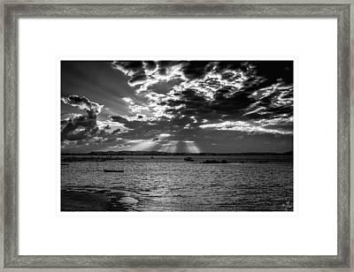 Manguinhos-buzios-rj Framed Print