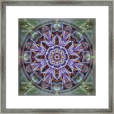 Manifestation Magic Framed Print