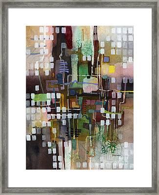 Manifold Framed Print by Hailey E Herrera