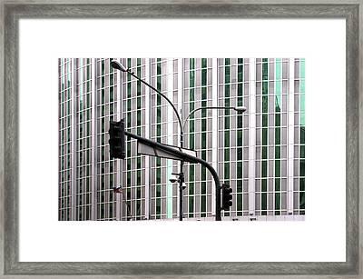 Manila 5 Framed Print by Jez C Self