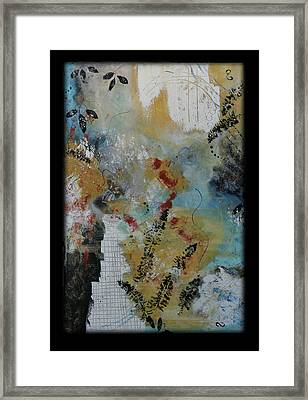 Manipulation Framed Print by Robin Lee