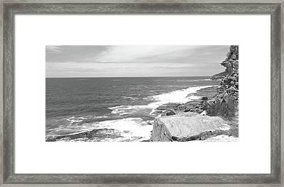 Manly Beach No. 1 Framed Print