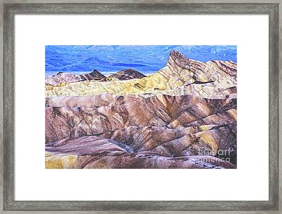 Manly Beacon Framed Print by Charles Dobbs