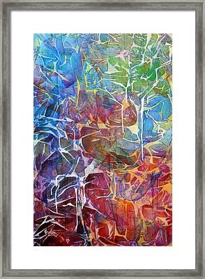 Manna Framed Print by Arlissa Vaughn