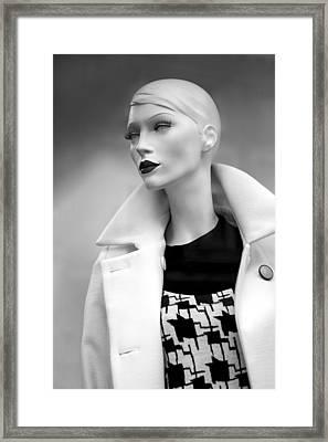 Mannequin 117 Framed Print