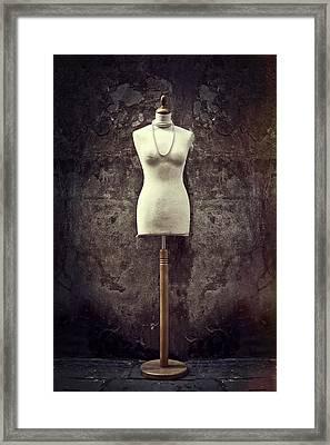Mannequin Framed Print by Joana Kruse