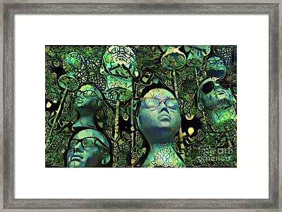 Mannequins 12 Framed Print