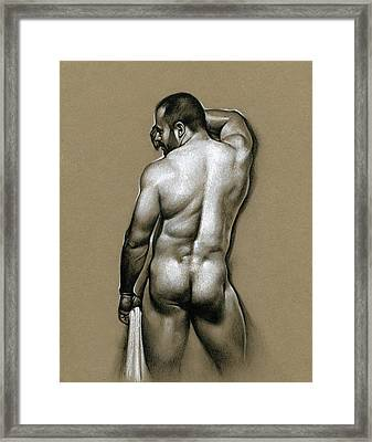 Manolo Framed Print by Chris Lopez