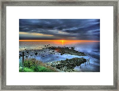 Manomet Point Framed Print by Jack Costello