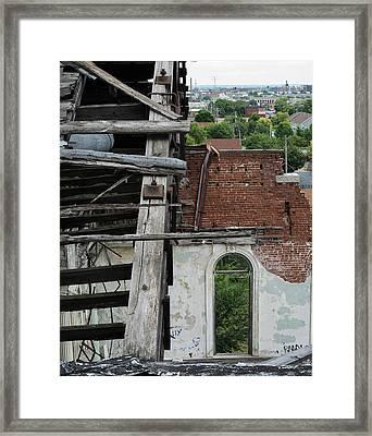 Mansion Chapel  Framed Print