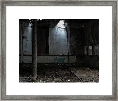 Mansion Room Framed Print