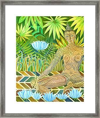 Maori Tara  Framed Print by Jennifer Baird