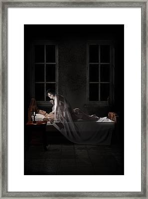 Mara - Mare Framed Print