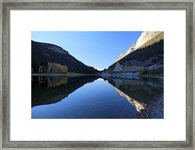 Marble Canyon British Columbia Framed Print by Pierre Leclerc Photography