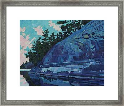 Marble Morning Framed Print by Phil Chadwick