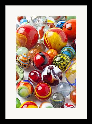 Play Playing Hobbies Collection Collecting Balls Framed Prints
