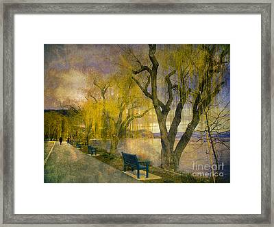 March 14 2010 Framed Print