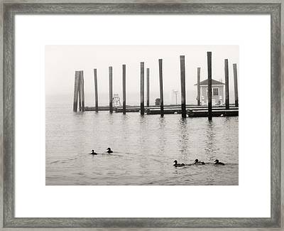 Framed Print featuring the photograph March 1st by John Scates