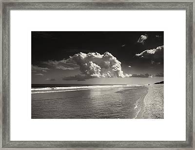 Marconi Beach Wellfleet  Framed Print