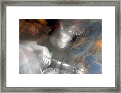 Marcus 1 Framed Print by Jez C Self
