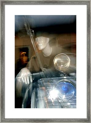 Marcus 5 Framed Print by Jez C Self