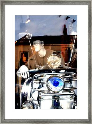 Marcus 6 Framed Print by Jez C Self