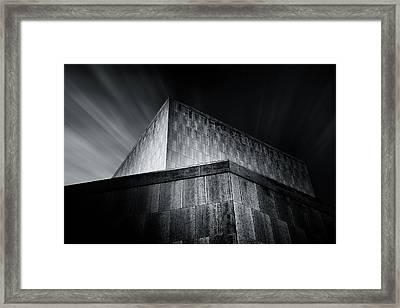 Marcus Center Framed Print