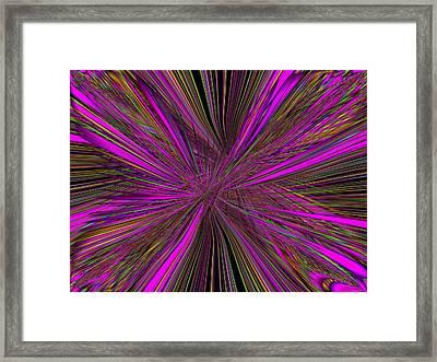 Mardi Gras Framed Print by Tim Allen